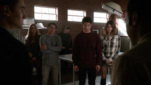 6x15 ~ Pressure Test ~ Lydia, Scott, Malia, Mason, Liam, Corey and Theo