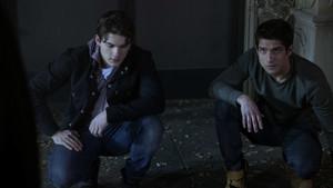 6x15 ~ Pressure Test ~ Scott and Theo