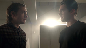 6x17 ~ Werewolves of London ~ Liam and Theo