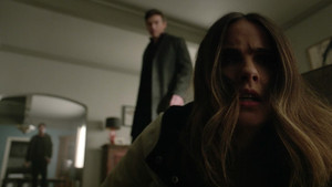 6x17 ~ manusia serigala of london ~ Malia and Deucalion