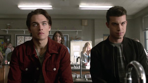 6x18 ~ Genotype ~ Liam and Gabe