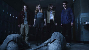 6x18 ~ Genotype ~ Lydia, Scott, Malia and Liam