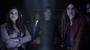6x20 ~ The 늑대 of War ~ Lydia, Scott and Malia