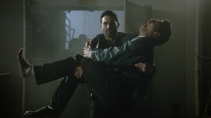 6x20 ~ The loups of War ~ Stiles and Derek