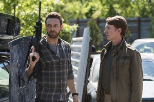 8x01 ~ Mercy ~ Aaron and Eric