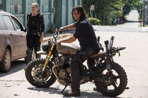 8x01 ~ Mercy ~ Carol and Daryl