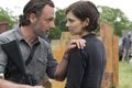 8x01 ~ Mercy ~ Rick and Maggie - the-walking-dead photo