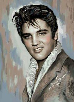 Stars, die jung gestorben sind Hintergrund titled Elvis Presley
