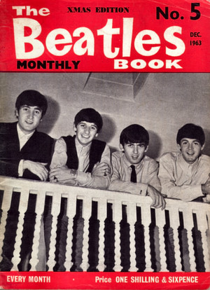 A Рождество issue of The Beatles Book