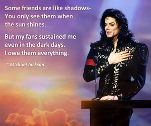 A Quote From Michael