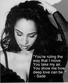 A Quote From Sade
