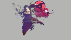 A badass Uchiha itachi banner get it now!