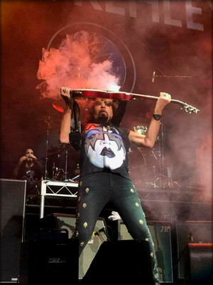 Ace Frehley ~October 20, 2017