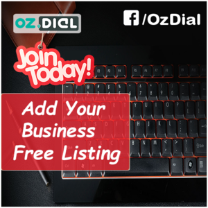 Add your business free listing with ozdial