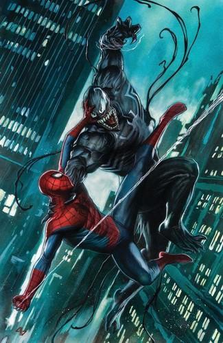 Spider-Man achtergrond titled Adi Granov