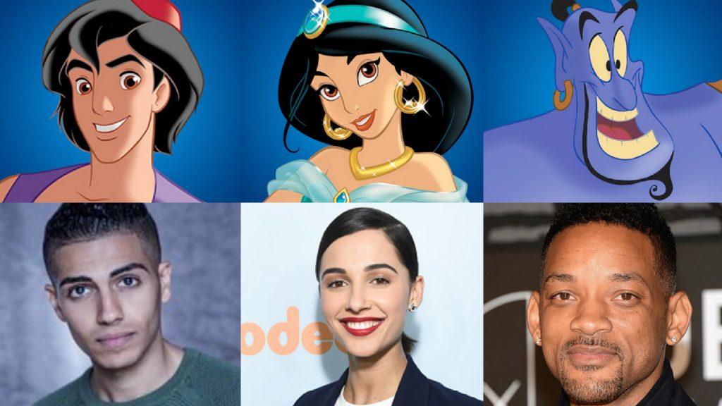 Aladdin 'Cast'