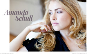 Amanda Schull wallpaper