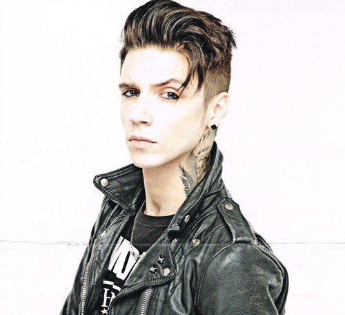 Andy Sixx wallpaper called Andy Biersack