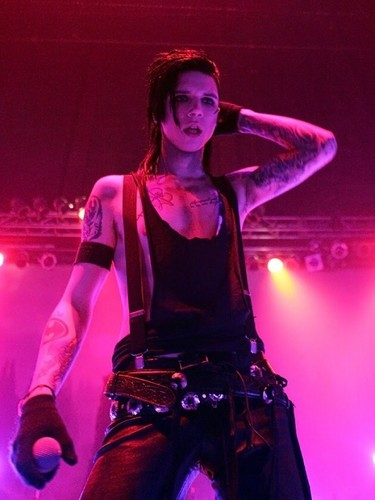 Andy Sixx wallpaper titled Andy Biersack