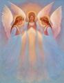 Angels In Art - angels fan art