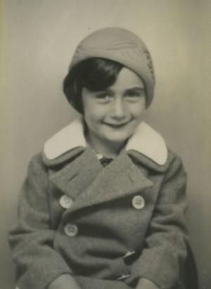 """Annelies Marie """"Anne"""" Frank (1929-1945)"""