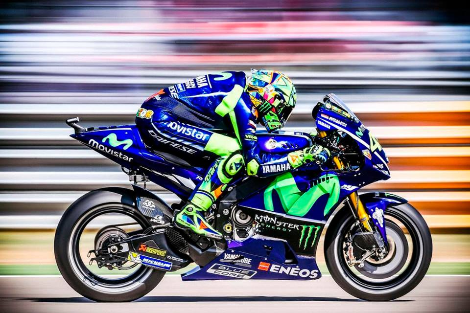 Valentino Rossi Imagens Aragon 2017 Hd Wallpaper And Background