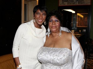 Aretha Franklin And Natalie Cole