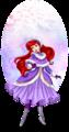Ariel - Disney Winter Princess - disney-princess fan art
