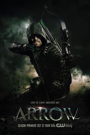 Arrow - Season 6 - Poster