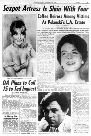 articolo Pertaining To 1969 Murder Spree