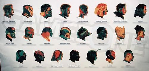 Avengers: Infinity War 1 & 2 壁纸 titled Avengers - Infinity War