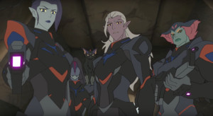 Acxa, Zehtid, and Lotor