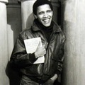 Barack, Before He Was President  - barack-obama photo