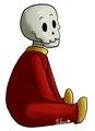 BabyBones!Papyrus the Skeleton  - undertale photo