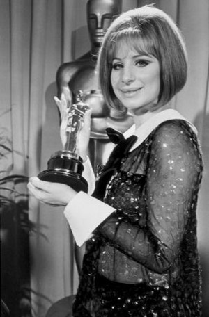 Backstage At The 1969 Academy Awards
