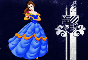 Belle in Ravenclaw