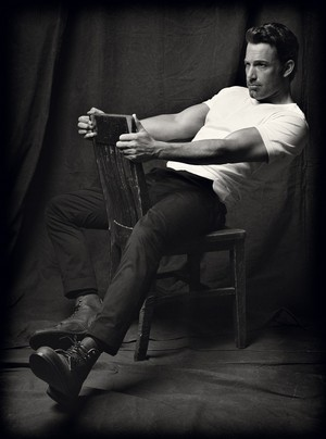 Ben Affleck - Details Photoshoot - 2014