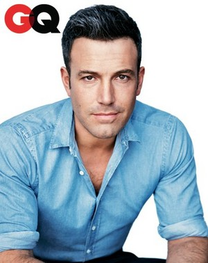 Ben Affleck - GQ Photoshoot - 2012