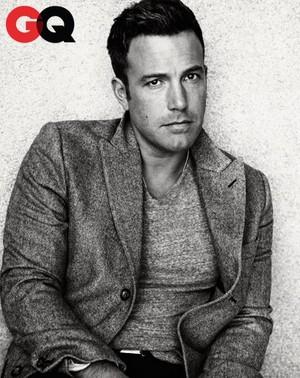 Ben Affleck - GQ Photoshoot - 2012