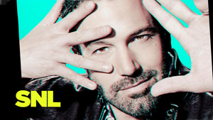 Ben Affleck Hosts SNL - May 18, 2013