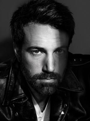 Ben Affleck - Interview Magazine Photoshoot - 2012