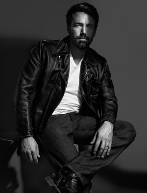 Ben Affleck - Interview Magazine Photoshoot - 2012
