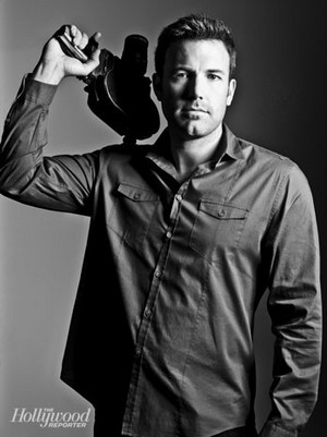 Ben Affleck - The Hollywood Reporter Photoshoot - 2012