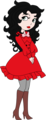 Betty Boop's New Look - betty-boop fan art