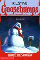 Beware the Snowman