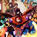 Big Hero 6 - big-hero-6 fan art