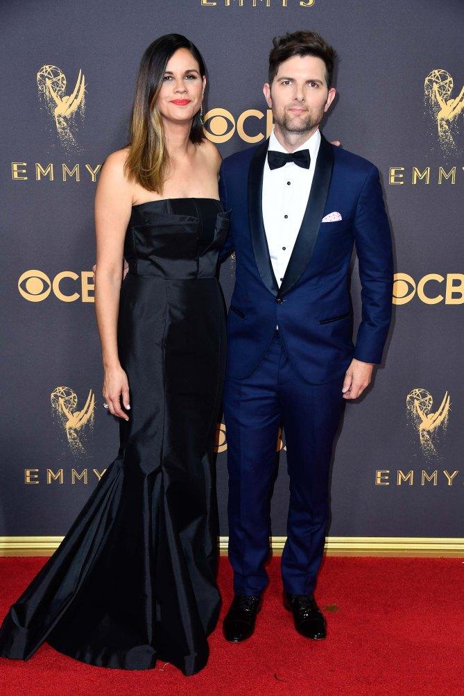 Big Little Lies Cast at 2017 Emmy Awards Red Carpet