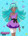 Blisstina - powerpuff-girls fan art