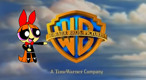 Blossom on the Warner Bros. logo 2