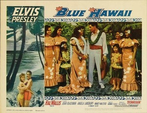 Blue Hawaii | Lobby Card
